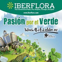 Iberflora, pasión por el verde